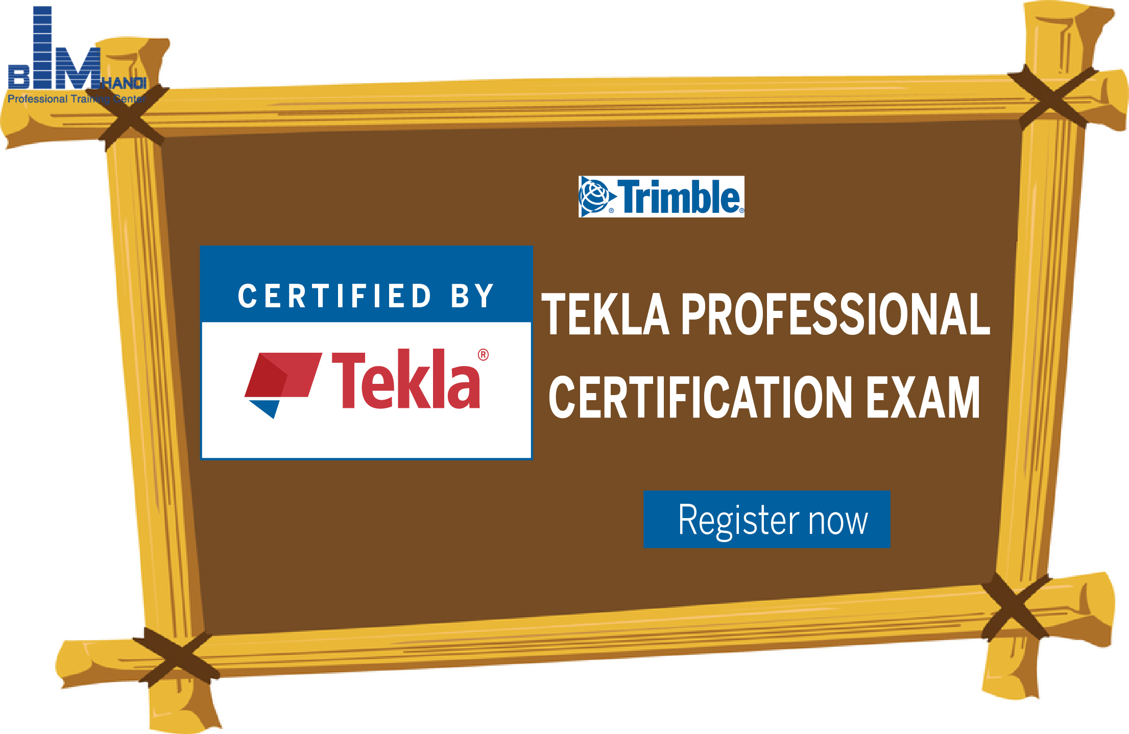 Thi chứng chỉ Tekla Professional Certificate